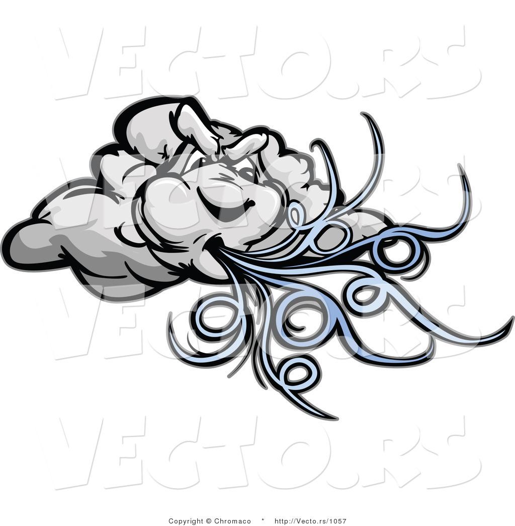 Cartoon Wind for Pinte...