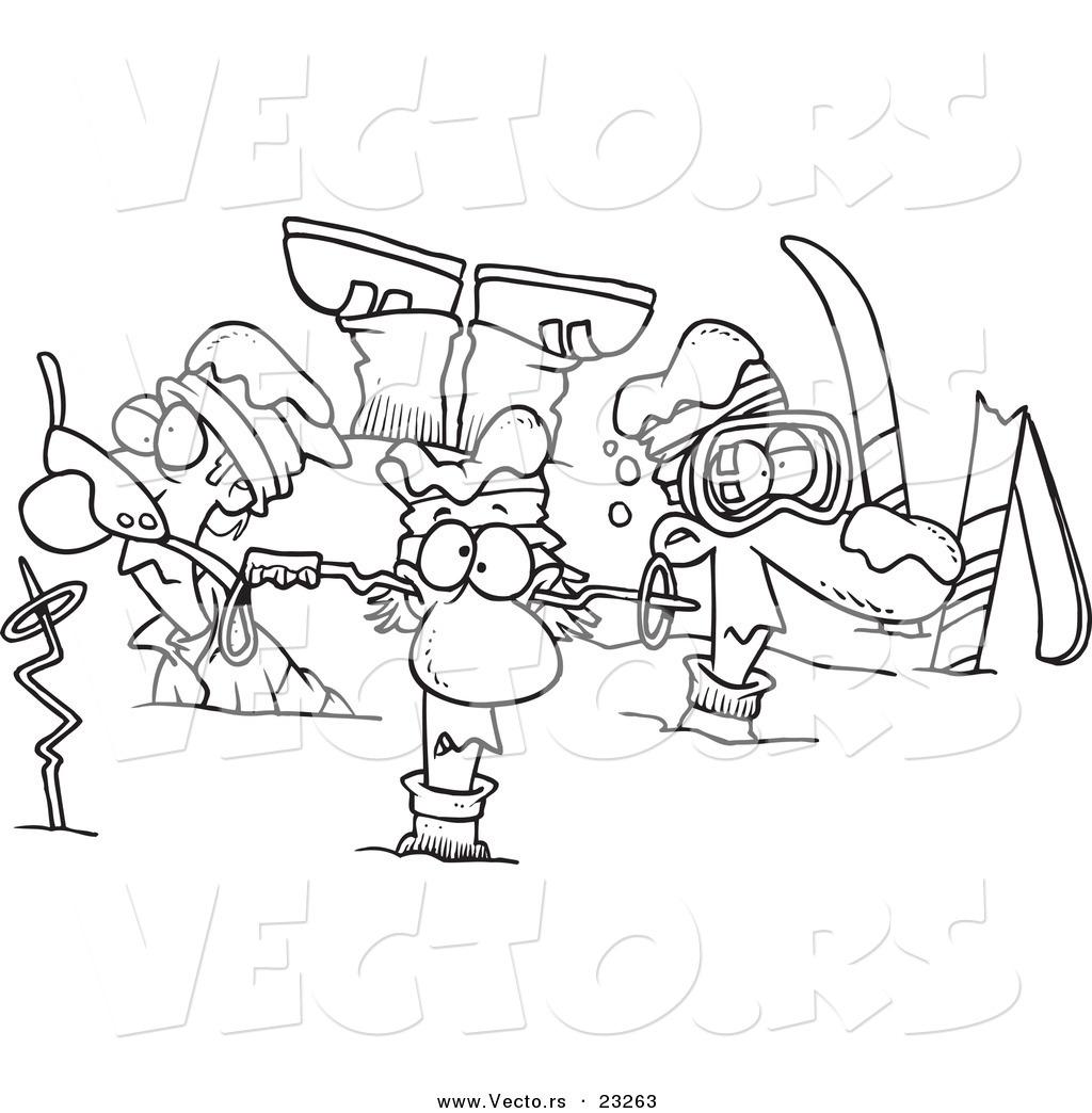 Cartoon Vector of Cart...