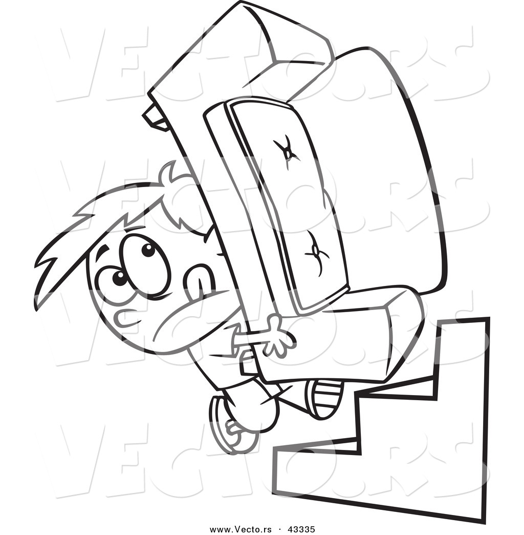 Royalty Free Stock Designs Of Chairs Kipper The Coloring Pages