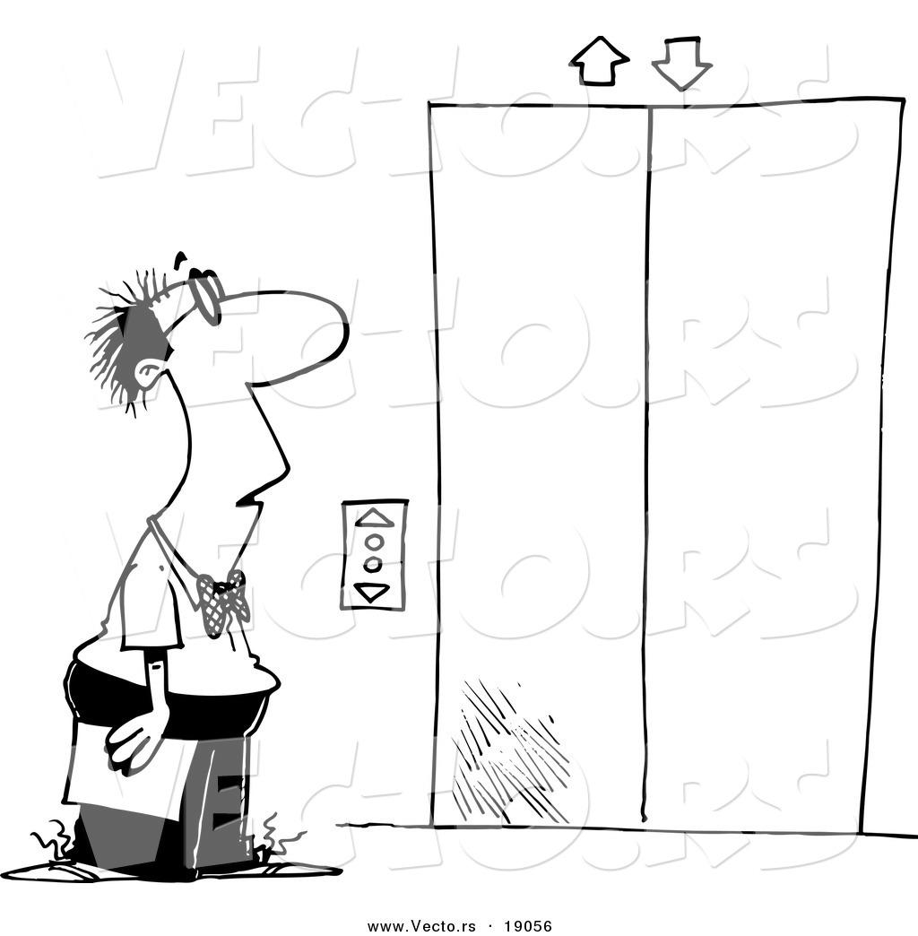 Royalty free elevator stock designs
