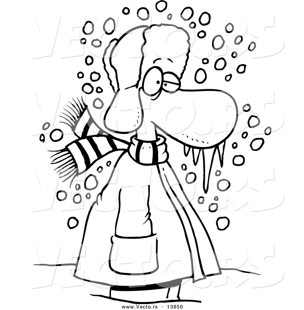 weather man coloring pages - photo#26