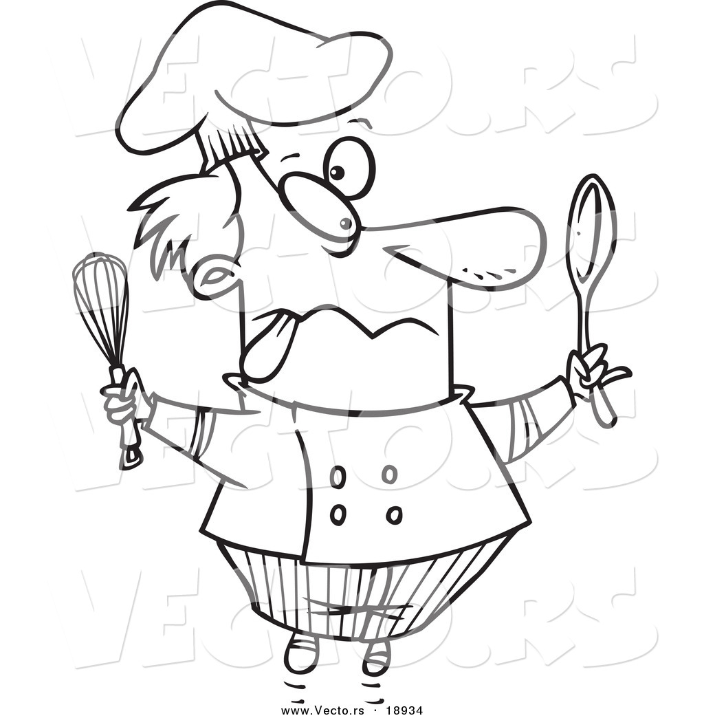 Royalty Free Stock Designs Of Cooks Page 2