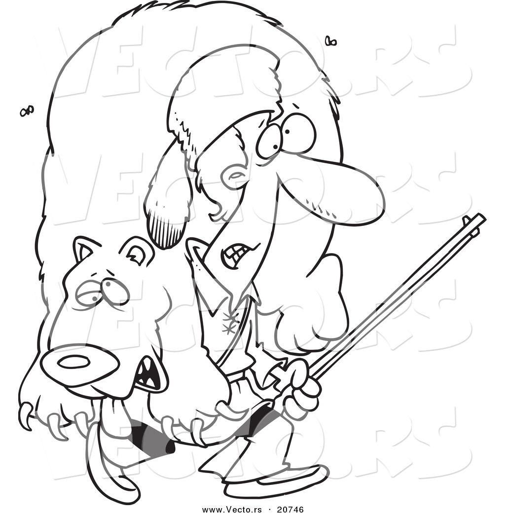 Hunting Bow And Arrow Coloring Pages Coloring Page Outline