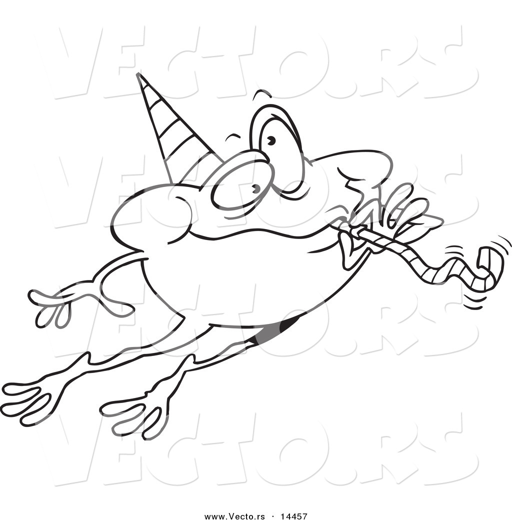 coloring pages for leap year - photo#17
