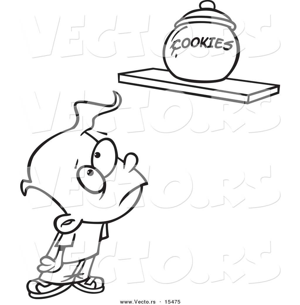 Free Coloring Pages Of Empty Jar