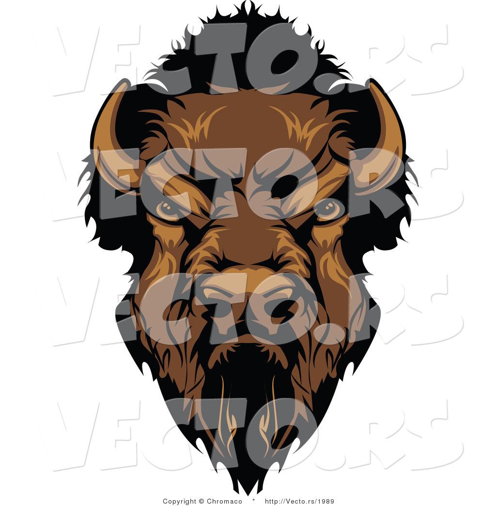 Cartoon Buffalo