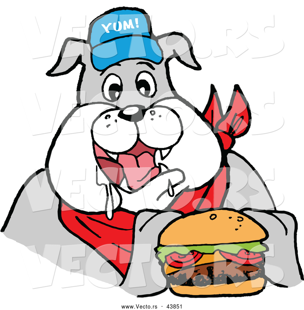 vector-of-a-happy-cartoon-bulldog-mascot-eating-a-tasty-cheeseburger-by-lafftoon-43851.jpg