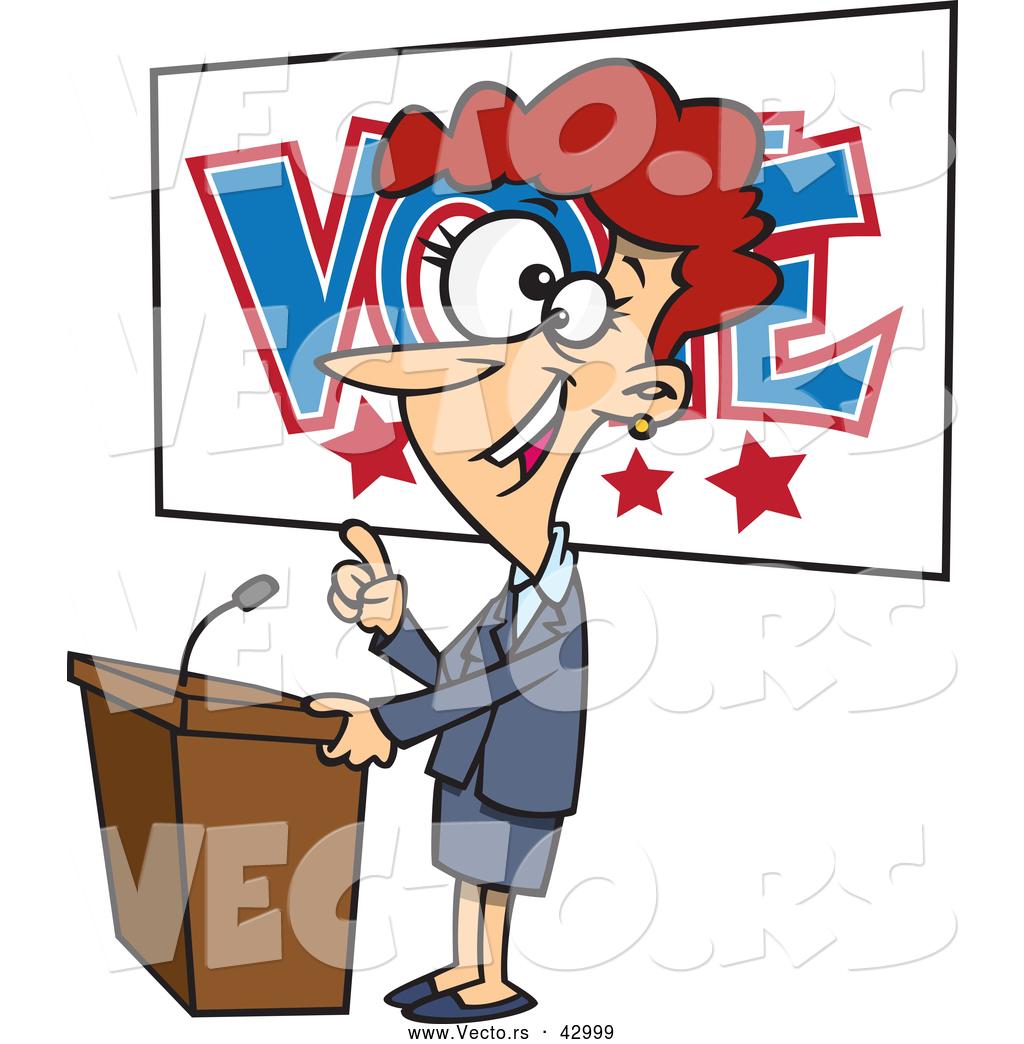 Cartoon Images Politicians Cartoon Female Politician