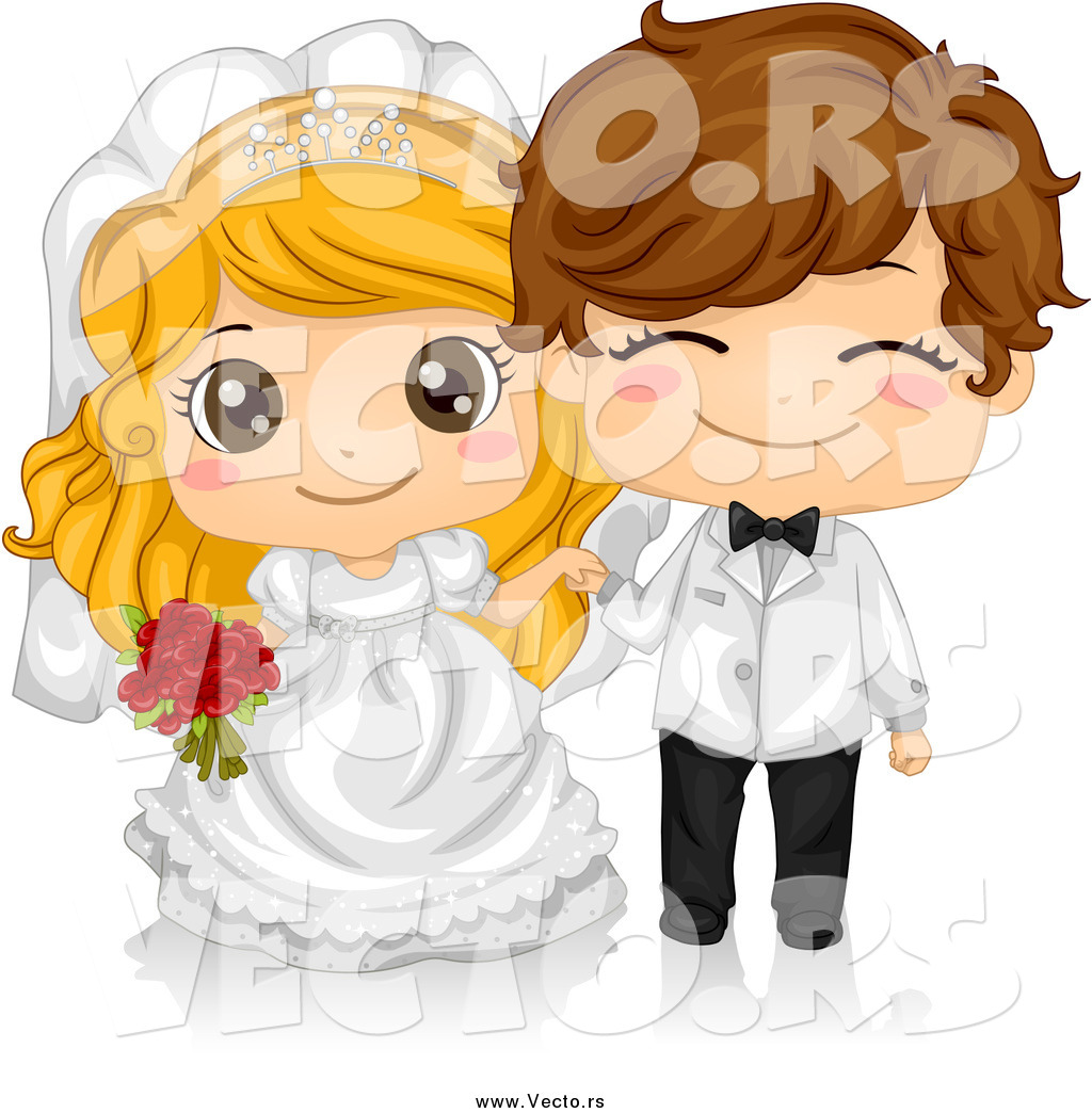 Free Wedding Clipart Bride And Groom