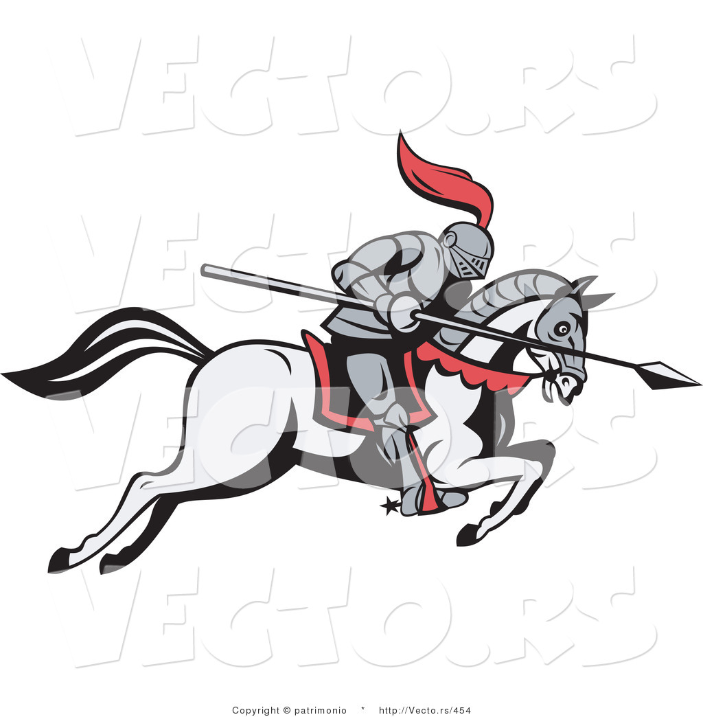 Vector of a Knight Cha...