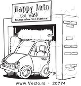 coloring pages carwash - photo#47