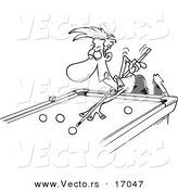 pool table coloring pages - photo#8