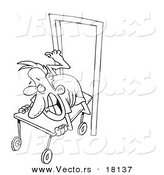 Information For Families furthermore Syringe And  ule With Medication On Black Background Image 2201055 besides Executive Order 10538 further Medicine Doctor Coloring Pages Sketch Templates besides Vector Of A Cartoon Nurse Chasing A Patient With A Needle Coloring Page Outline By Ron Leishman 15273. on vaccination coloring pages