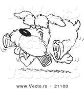 schnauzer coloring page - schnauzer dog