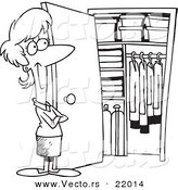 messy closet coloring pages - photo#8