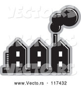 Vector of Black and Gray Factory 2 by Lal Perera