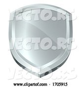 Vector of Cartoon Shield Icon Secure Protect Security Defence Icon by AtStockIllustration