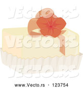 Vector of Floral Petite Four 1 by Randomway