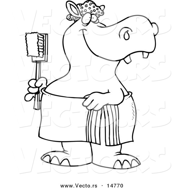 bath time coloring pages - photo#31