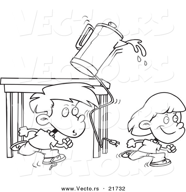 Old Coffee Pot Coloring Pages Sketch Coloring Page