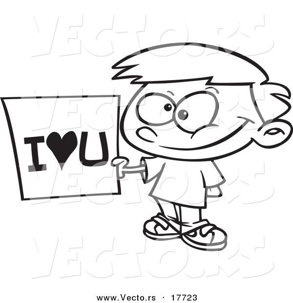 i love you sign clip art