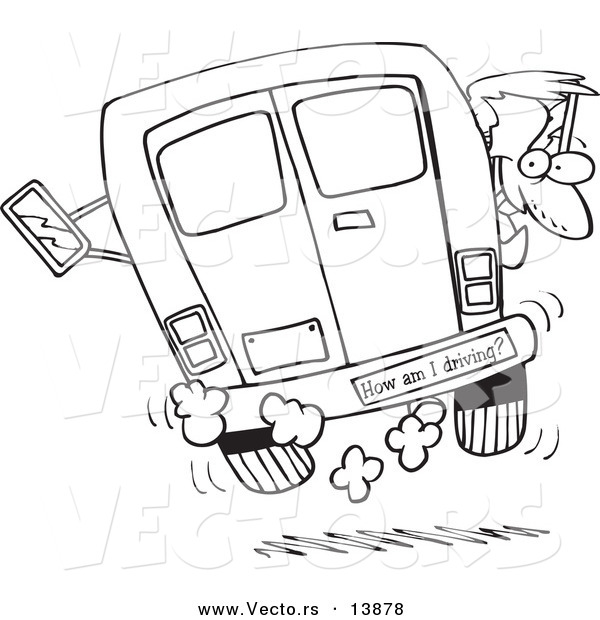 crazy car coloring pages - photo#42