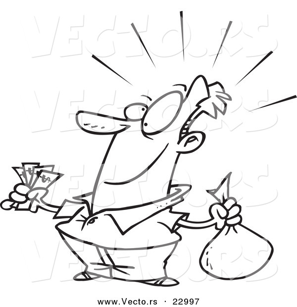 savings coloring pages - photo#12
