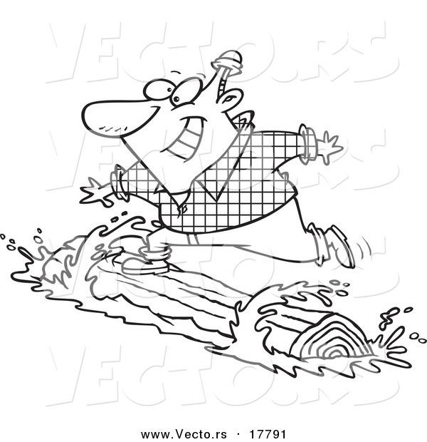 printable lumberjack coloring pages - photo#20