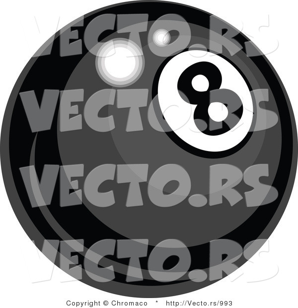 Vector of Eight Ball