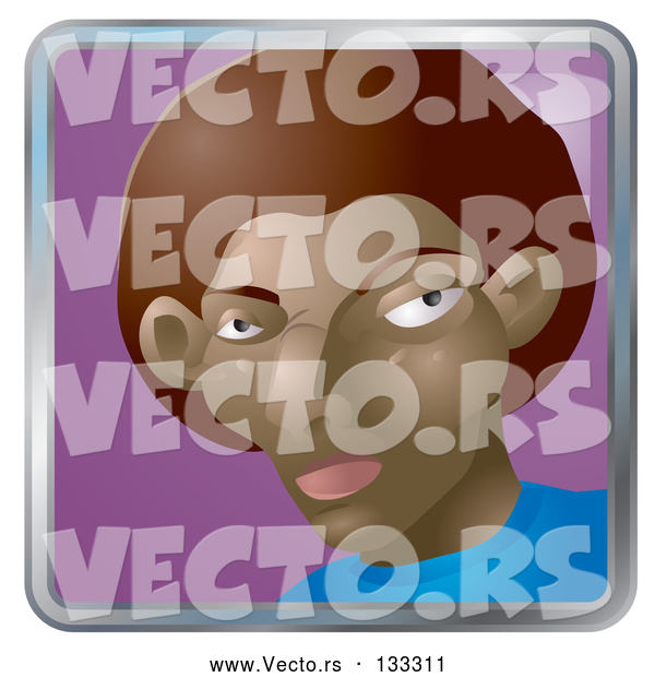 Vector of Indian Guy