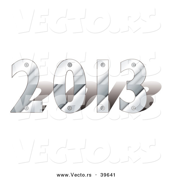 Vector of Metallic 2013 with Screws