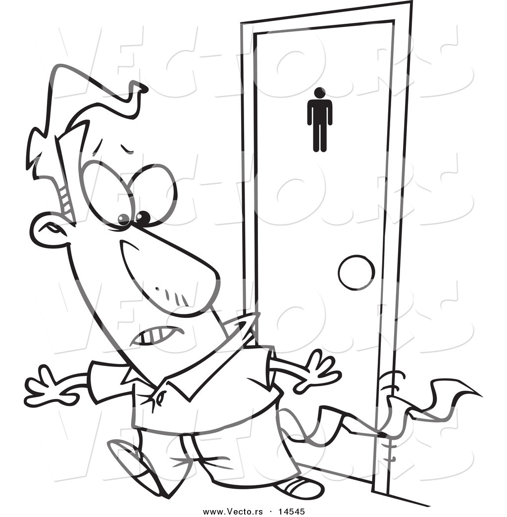 restroom coloring pages - photo#36
