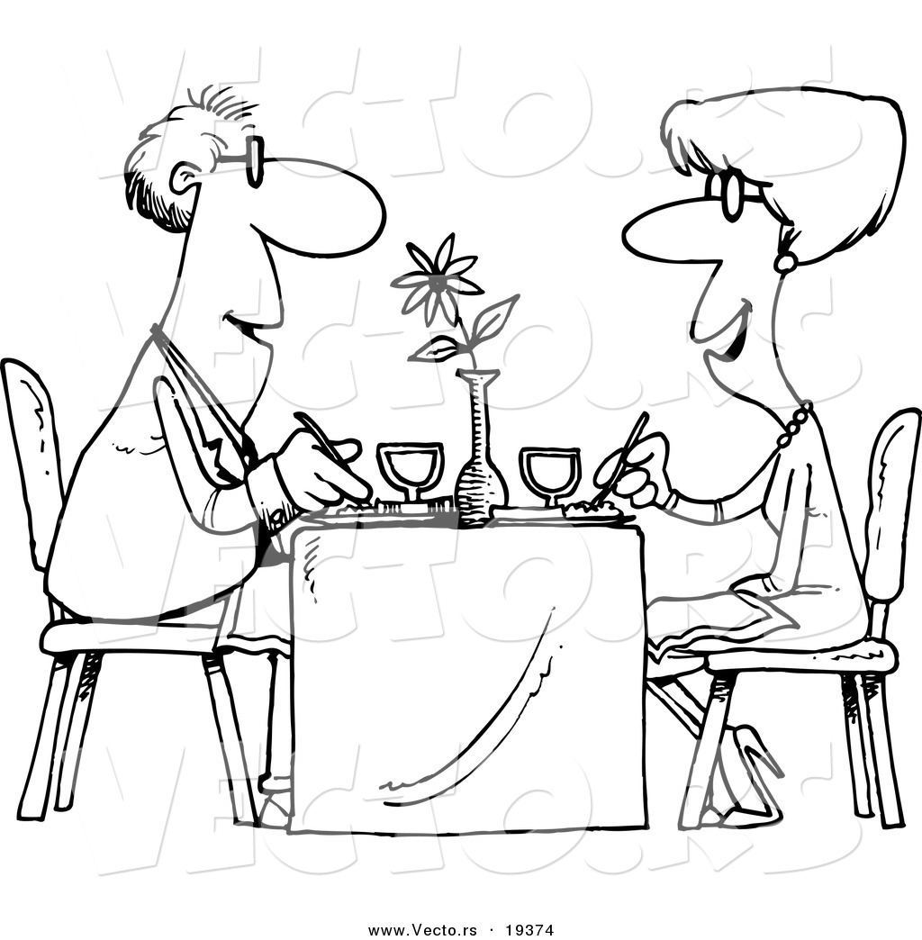 Coloring pages for restaurants - 1 20