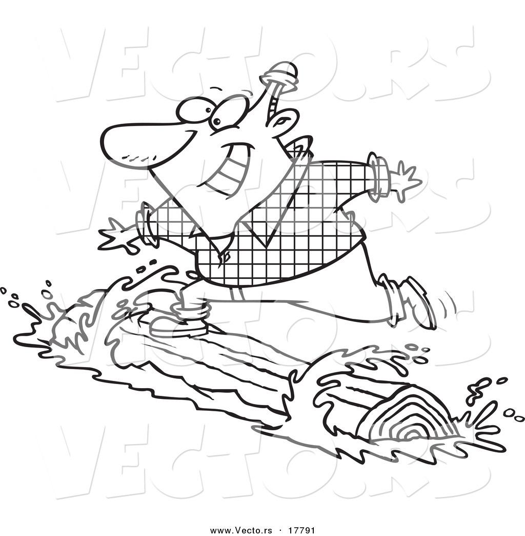lumberjacks coloring pages - photo#14