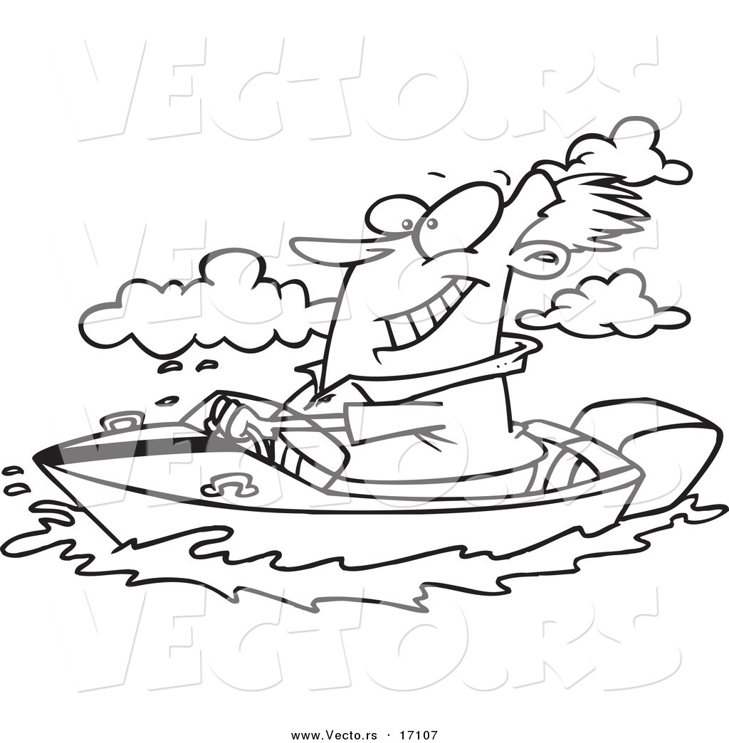 speed boat coloring pages corpedo com
