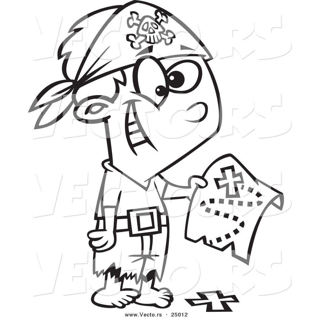 Coloring page x marks the spot - Coloring Page X Marks The Spot Coloring Page X Marks The Spot Vector Of A