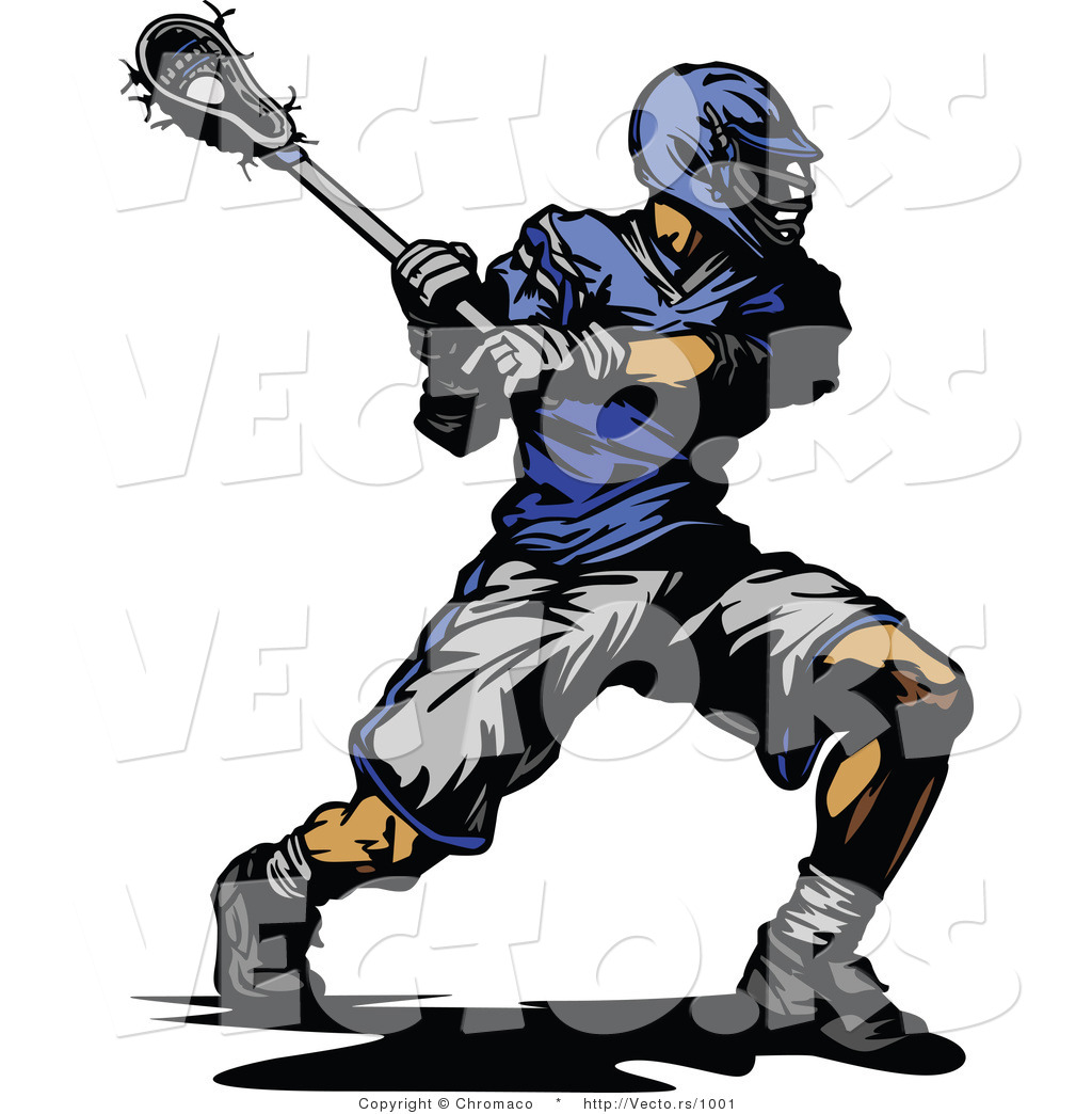 Royalty Free Lacrosse Stock Designs