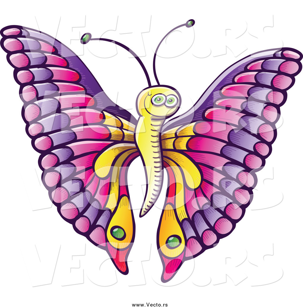 royalty free butterfly stock designs