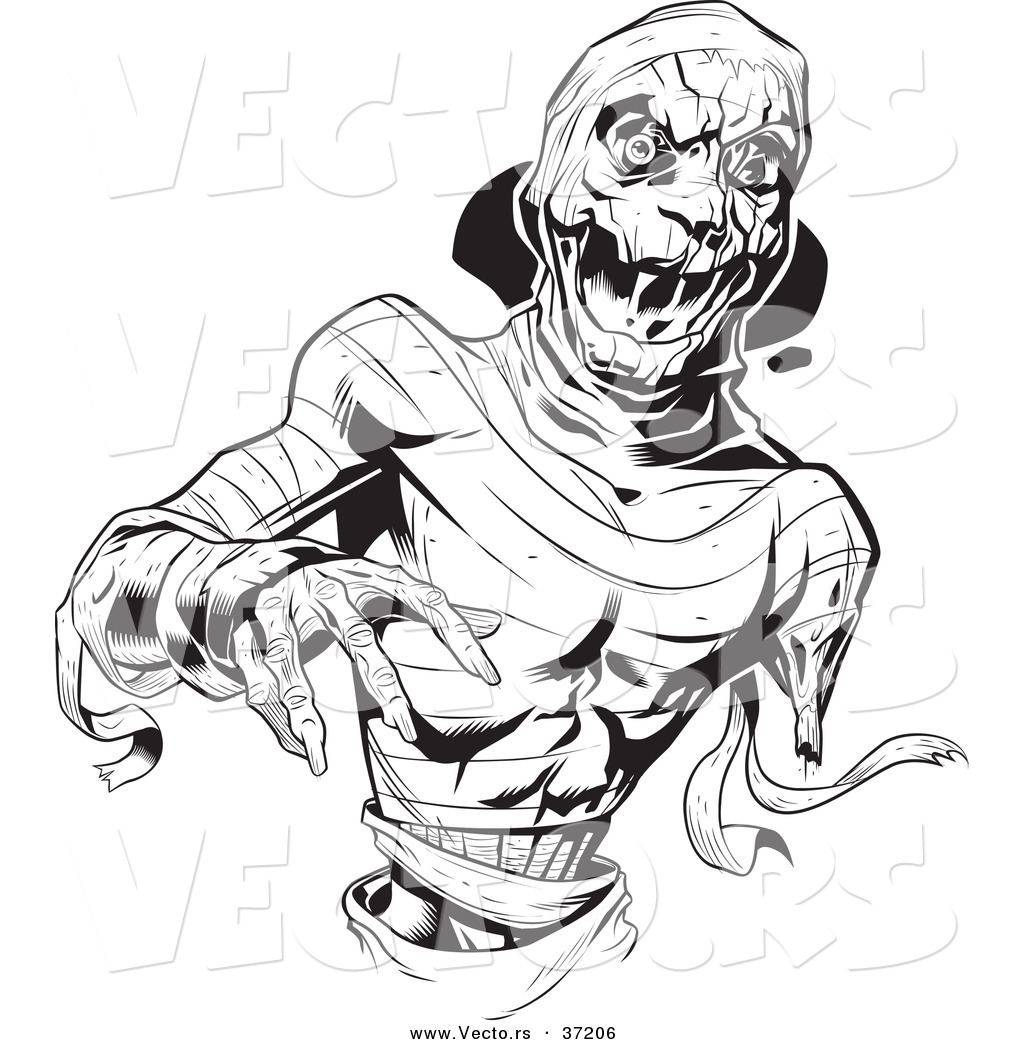 Scary Monster Coloring Pages Scary Monster Coloring Pages Large