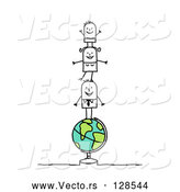 Vector of Globe by NL Shop