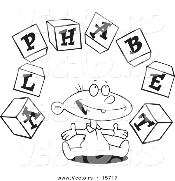 Coloring pages of alphabet blocks coloring page for Alphabet blocks coloring pages