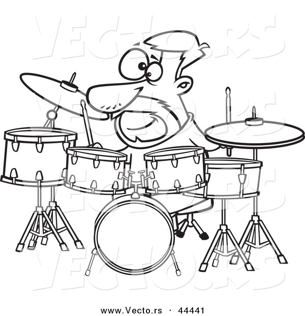 string instrument coloring pages printable