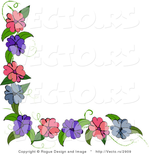 Royalty Free Floral Vine Stock Vector Designs