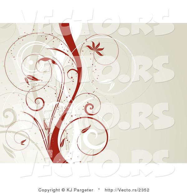 Vector of Tan  White a...