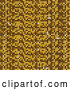 Vector of Gold Brown Mosaic Background Sparkling in the Light by Elaineitalia